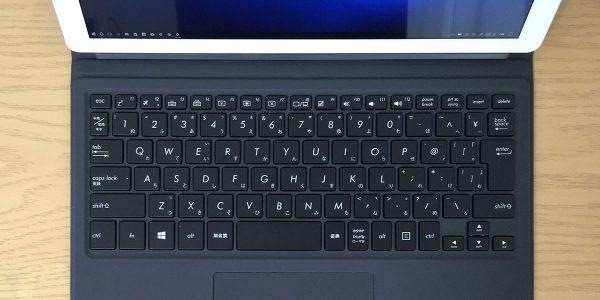 ASUS TransBook 3 T305CA-7Y30 日本語配列キーボード