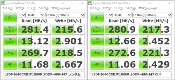 サンディスク イメージメイト プロ マルチカード リーダー ライター SDDR-489-J47 レキサー マイクロSDHC 1800x 32GB LSDMI32GCRBJP1800R ベンチマーク