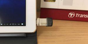 トランセンド USBメモリー JetFlash 890 TS16GJF890S
